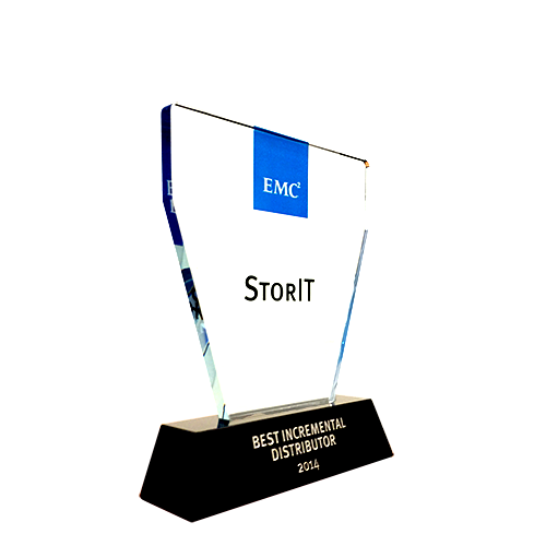 Incremental Distributor Award 2014 - StorIT