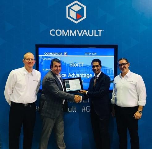 Commvault Service Advantage - StorIT