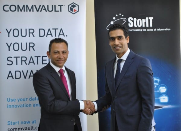 Commvault and StorIT