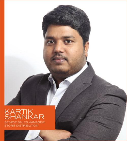 Kartik Shankar - StorIT