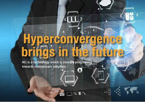 Hyperconverge brings in the Future - StorIT