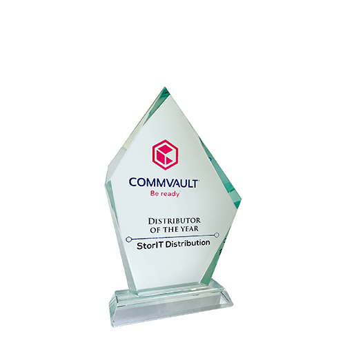 Commvault Distributor of the year 2020
